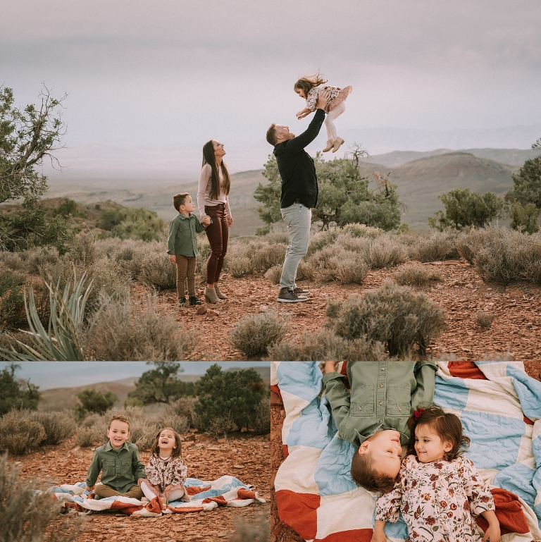 Best Las Vegas Family Photographer