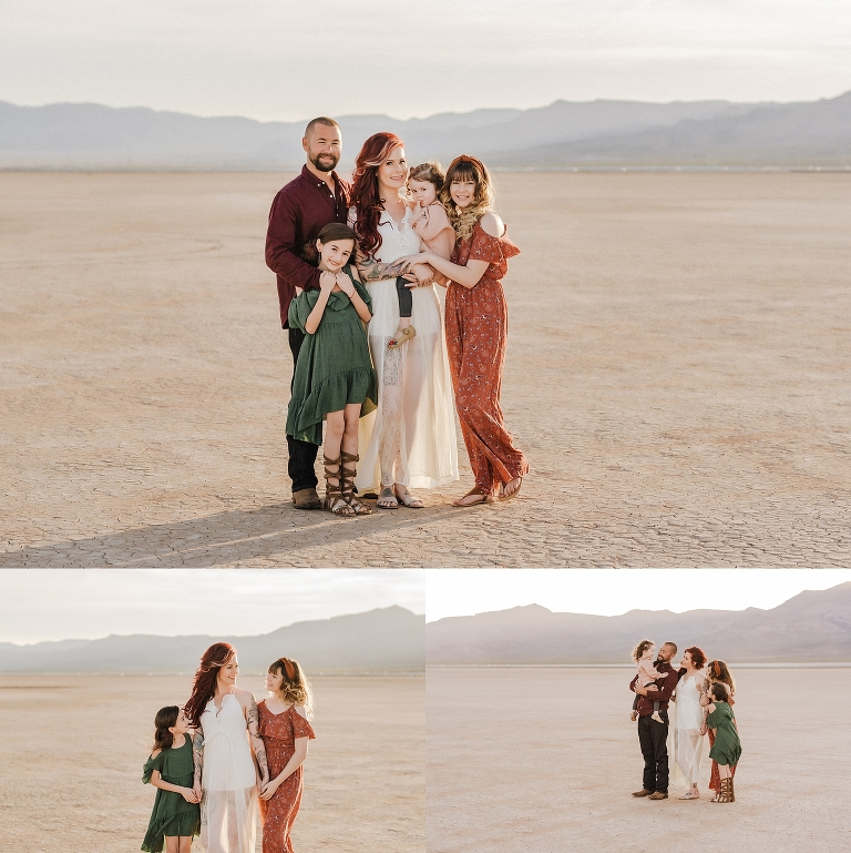 Desert Family Portraits